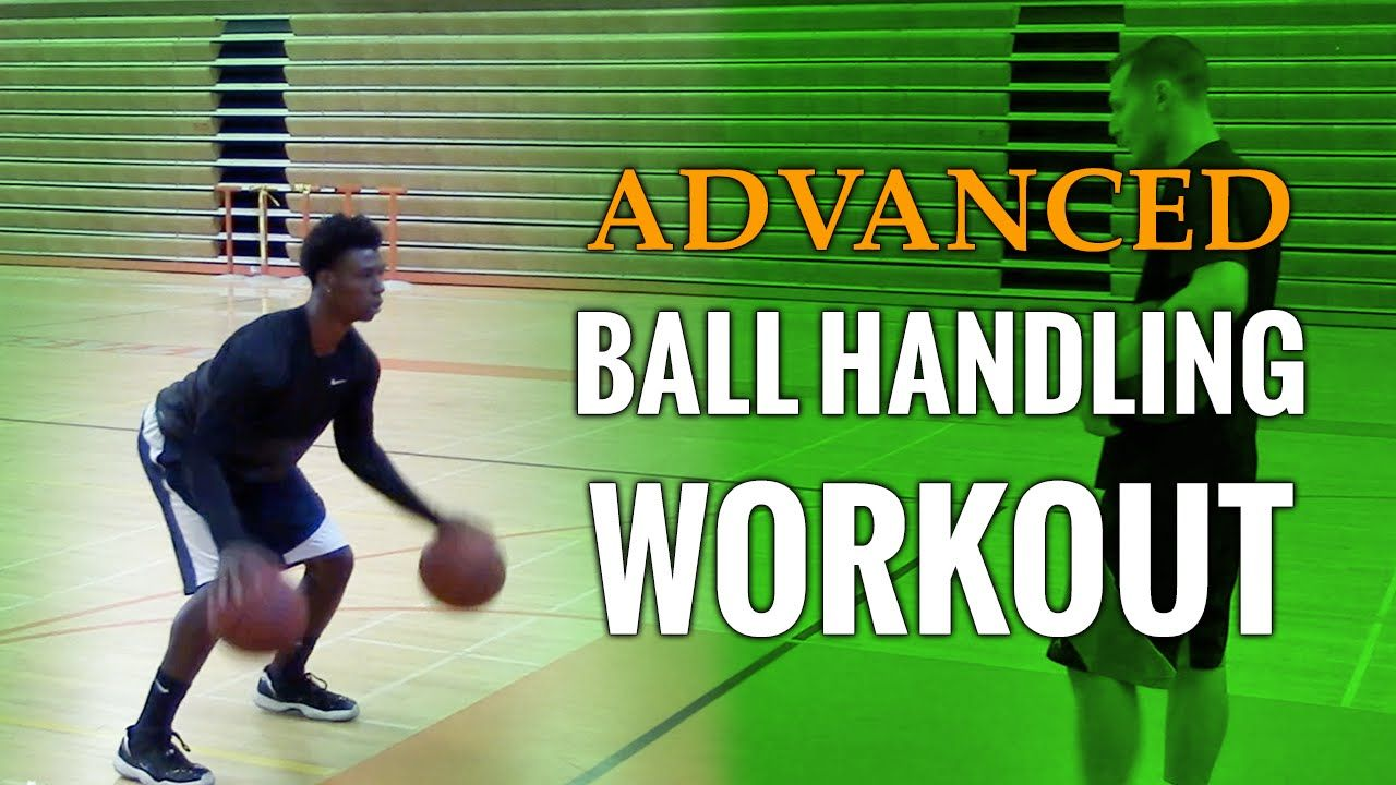 Ball Handling Drills Advanced Basketball Workout For Guards With