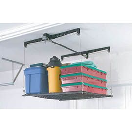Rangement Au Plafond Garage Box Storage Rack Storage Ceiling
