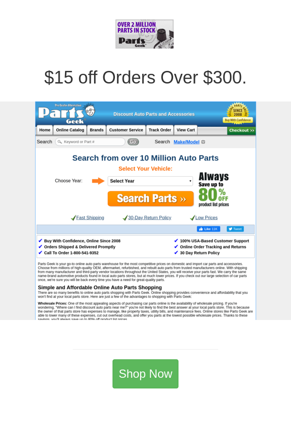 Best Deals And Coupons For Parts Geek Geek Stuff Coupons Fun Sports