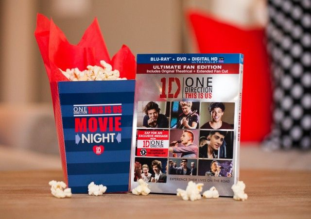 One Direction This Is Us Movie Viewing Party For Sony Pictures Anders Ruff Custom Designs Llc Viewing Party This Is Us Movie One Direction Party