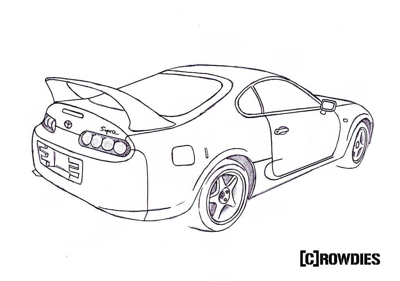How To Draw A Corvette Corvette Z06 by gjones1 on deviantART