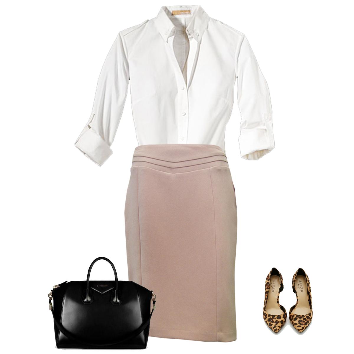 Un elegante #Outfit para ir a la oficina. #Moda #PierreCardin