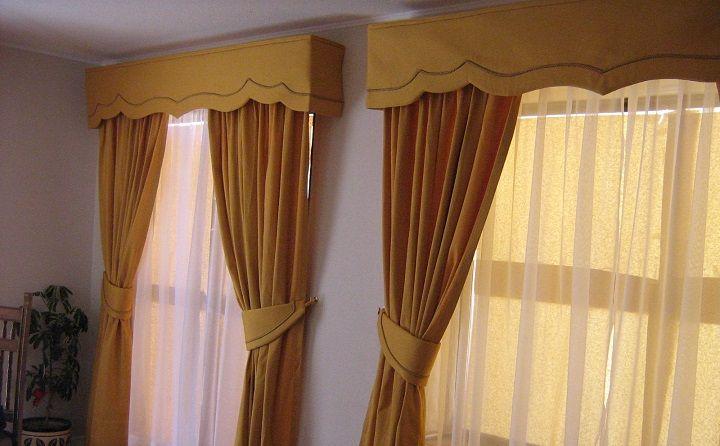 cortinas y cenefas para paredes imagui cortinas