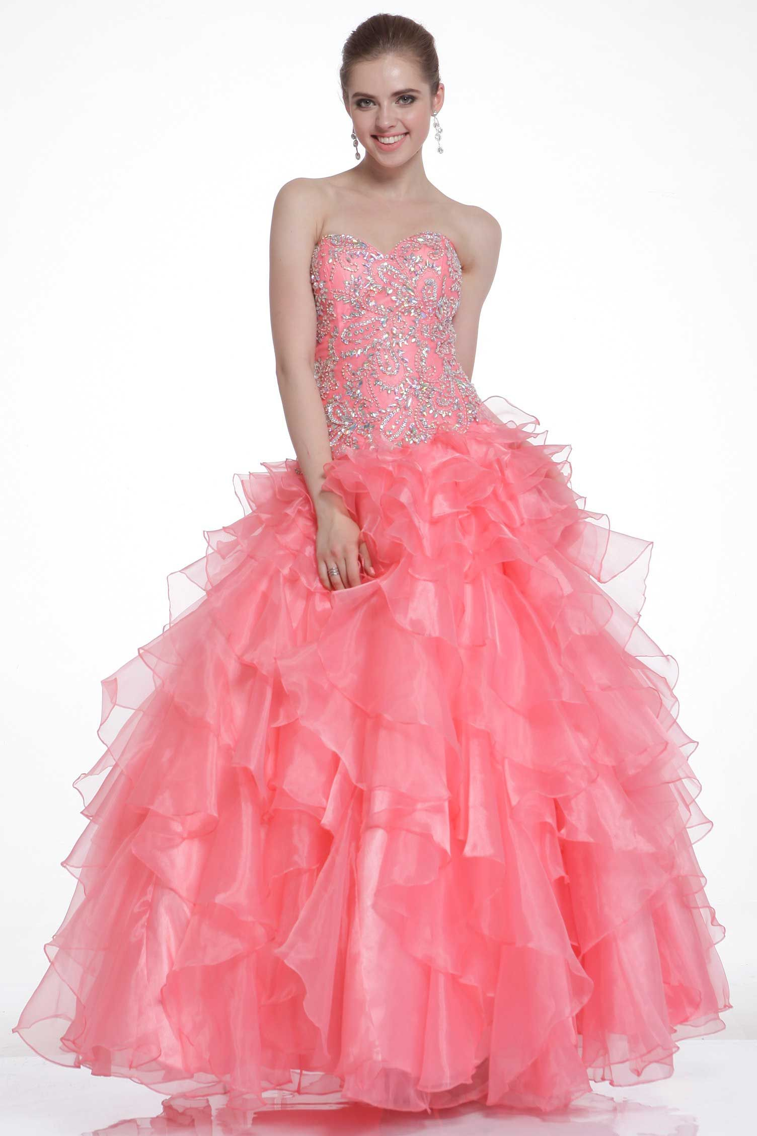 Cinderella Divine > Prom Dresses > #UT254 − LAShowroom.com