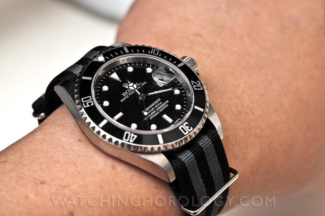 Photographing The Rolex Submariner Watchinghorology