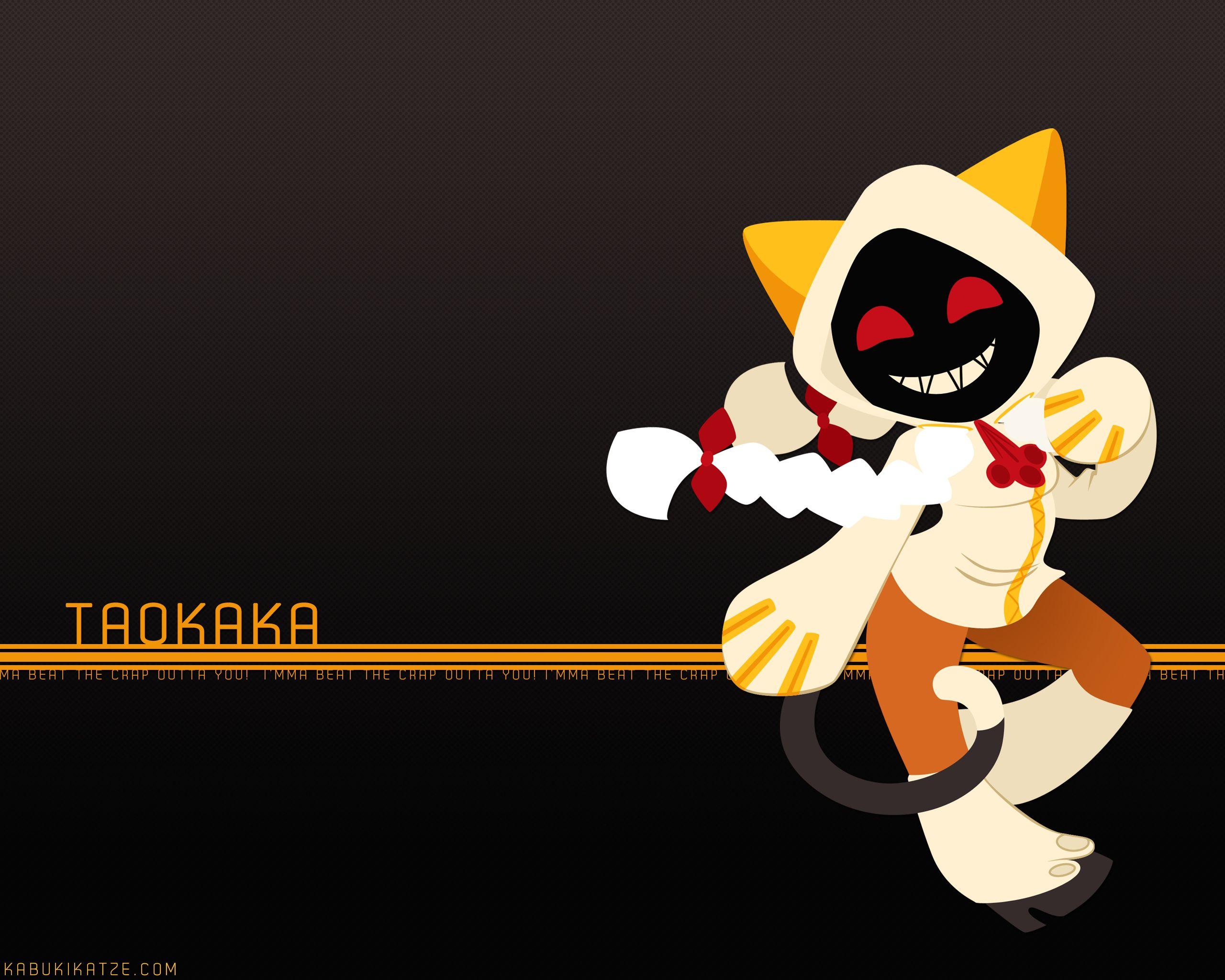 Taokaka from the BlazBlue