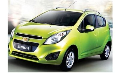 New Chevrolet Spark Philippines Vehiculos Aventura