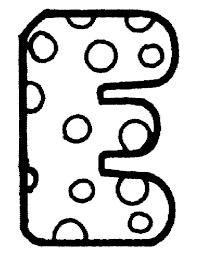 Resultado de imagen para letras verano para colorear   LUZ