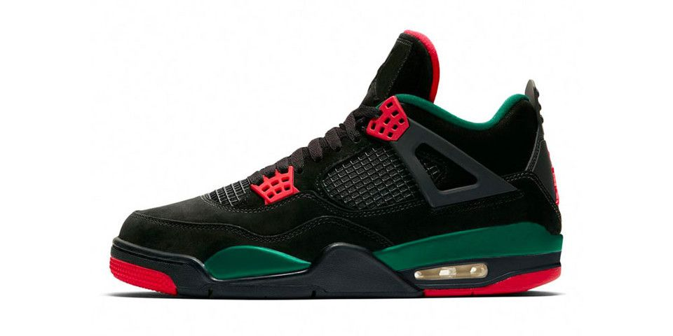 99cd315094ce A Gucci-Colored Air Jordan 4 Could Be Landing in 2019