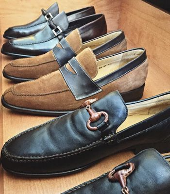 ed731e367 Differences Between  40 And  400 Dress Shoes  shoes explore Pinterest