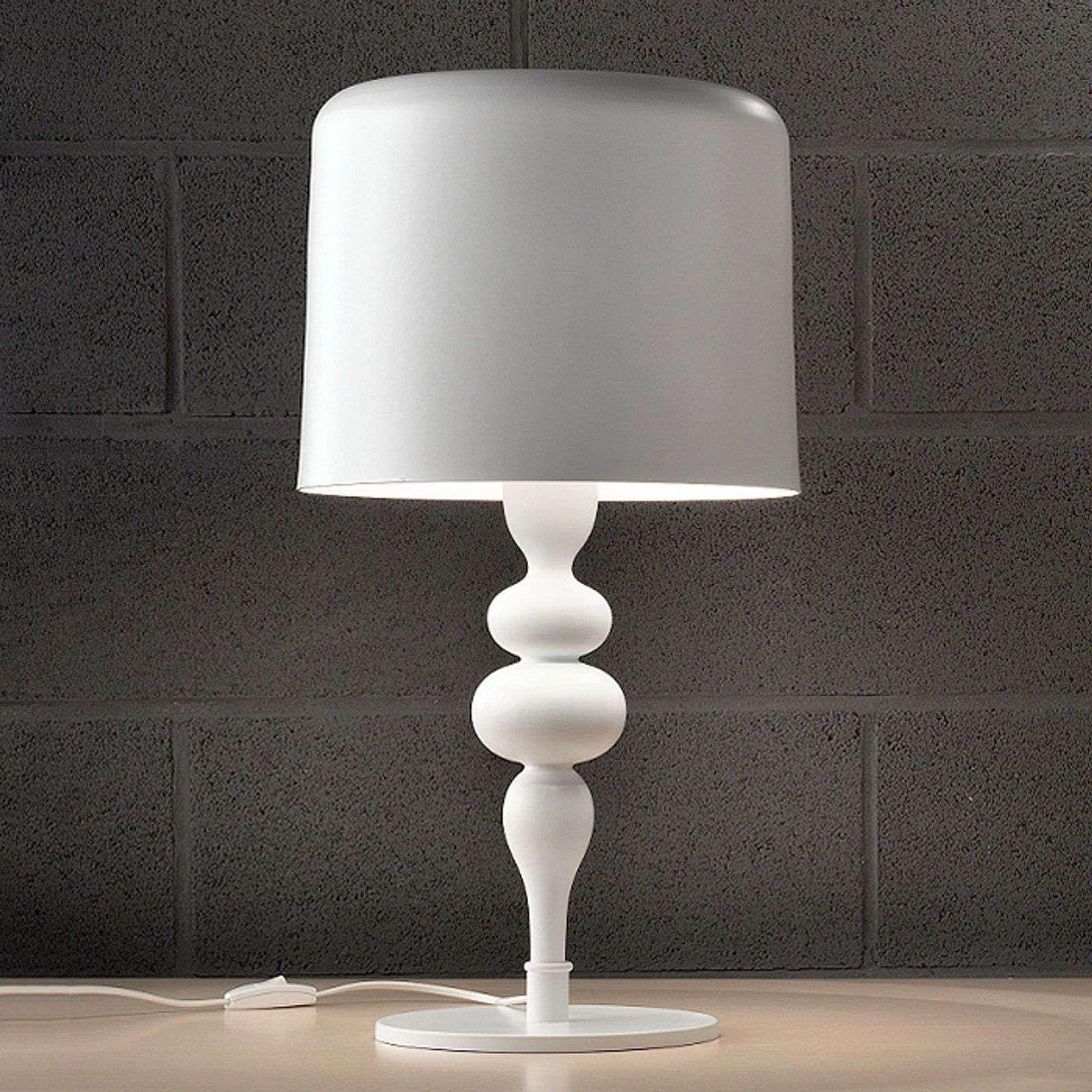 Nachttischleuchte Lampe Leuchte Designer Tischlampe Nachttischlampe Tischleuchte