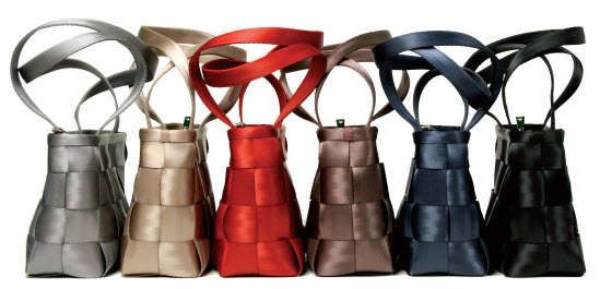 6c5895d244be Handbags From Recycled Car Parts  Harvey Seatbelt Bags
