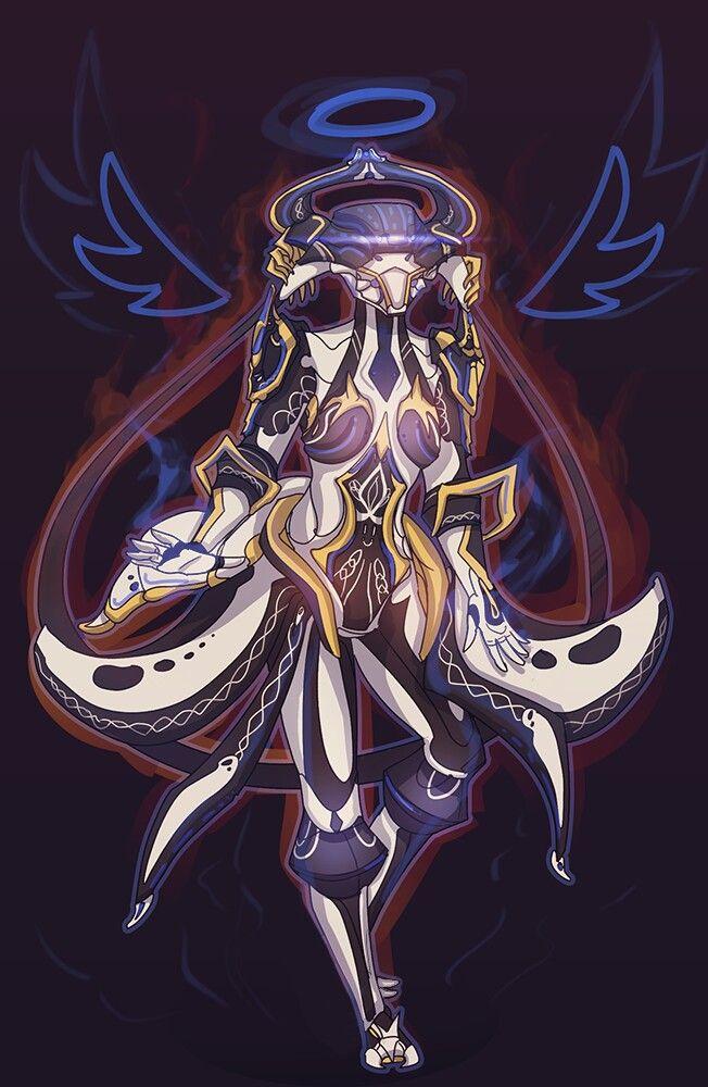 Trinity Prime Warframe Warframe Warframe Art Art Game Art