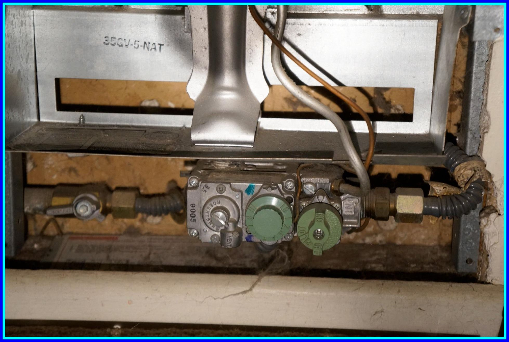 48 reference of pilot light old wall heater in 2020 gas