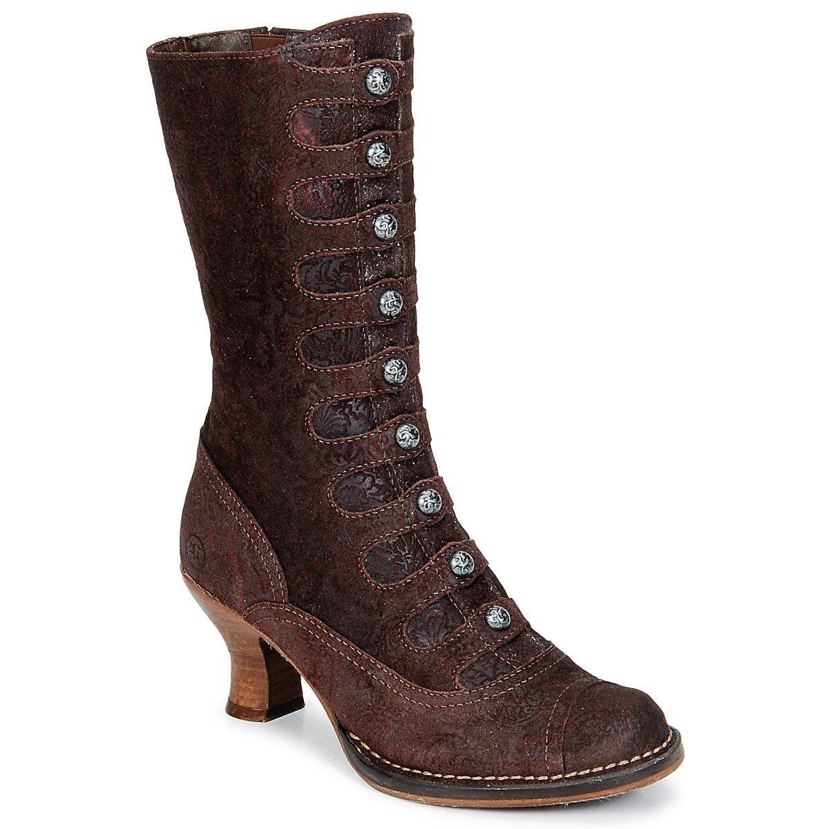 d4134f4f Botines Neosens ROCOCO BAL Marrón - Entrega gratuita con Spartoo.es ! - Zapatos  Mujer 156,80 €