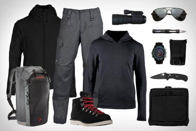 ac5135d93d3 Garb: Sleeper Agent | Men's fashion in 2019 | Mens fashion:__cat__ ...