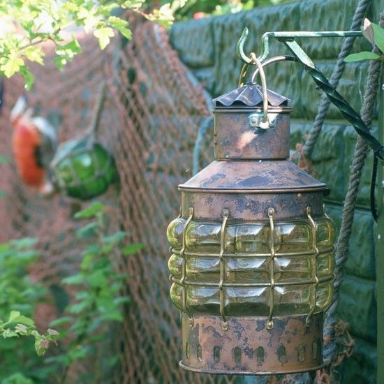 Quirky Garden Lighting