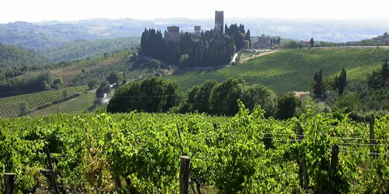 Tuscany travel planner