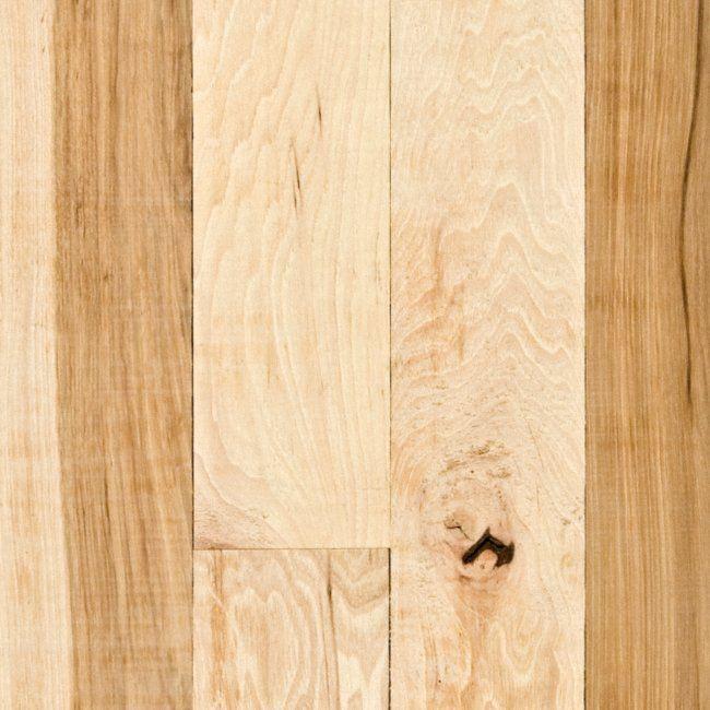 R L Colston Hickory Flooring 3 4 X 3 1 4 3 49 Sqft Lumber