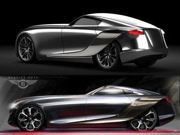 Bentley Concept By David Schneider Transportation Design
