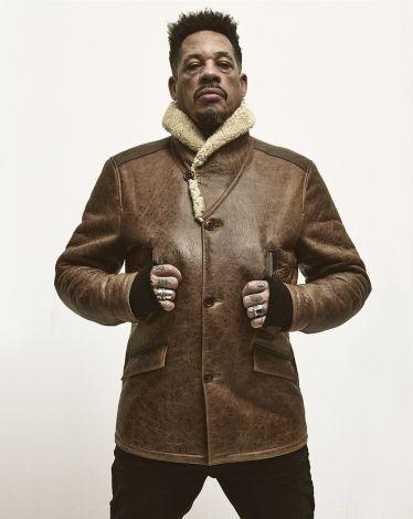 Découvrez le blouson en 100% peau lainée marron JOEY de Joey by Chevignon  et autres cb427cade19