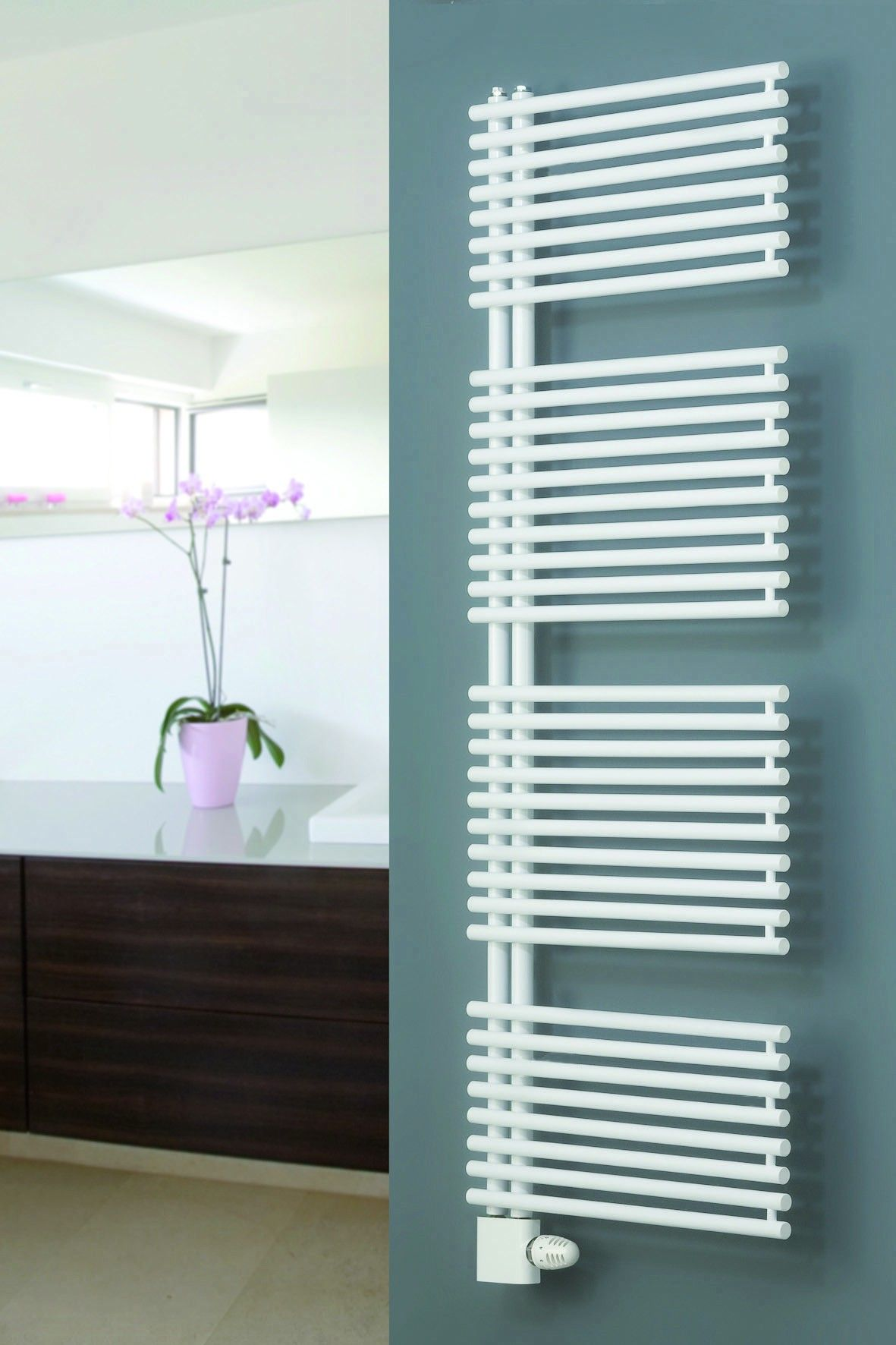 Heizkörper Bad Design Badheizkörper 1600 X 500 Mm 833 Watt Bad Towel Rail Bathroom