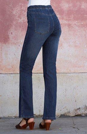 Fede Cellbes Jeggings Mørkeblå Cellbes Jeans til Damer til hverdag og til fest