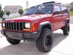 Xj Budget Lift Jeep Cherokee Xj Jeep Cherokee Jeep Cherokee 4x4