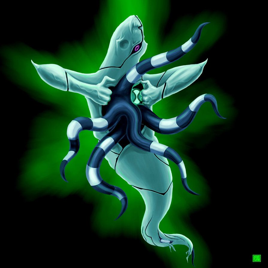 How to draw ben10 alien xlr8 - Ghostfreak Yet Another One For My Ben 10 Boy Ghostfreak Was Designed By Dave Johnson For Ben 10 Link Check Out My Growing Collection Of Ben 10 Alie