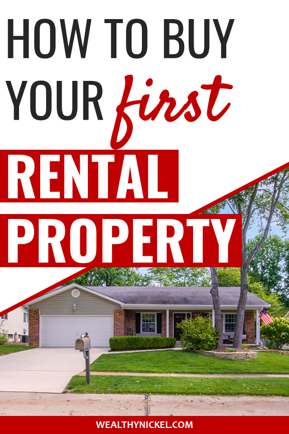 Learn how to buy your first rental property! Avoid these 3 mistakes we made when buying a rental property to make more money with your real estate investments, and learn tips and tricks to become a successful real estate investor and earn passive income through owning rental properties. | real estate investing for beginners | investment property | income property | rental house | #realestateinvesting #passiveincome #realestate #buyingahouse