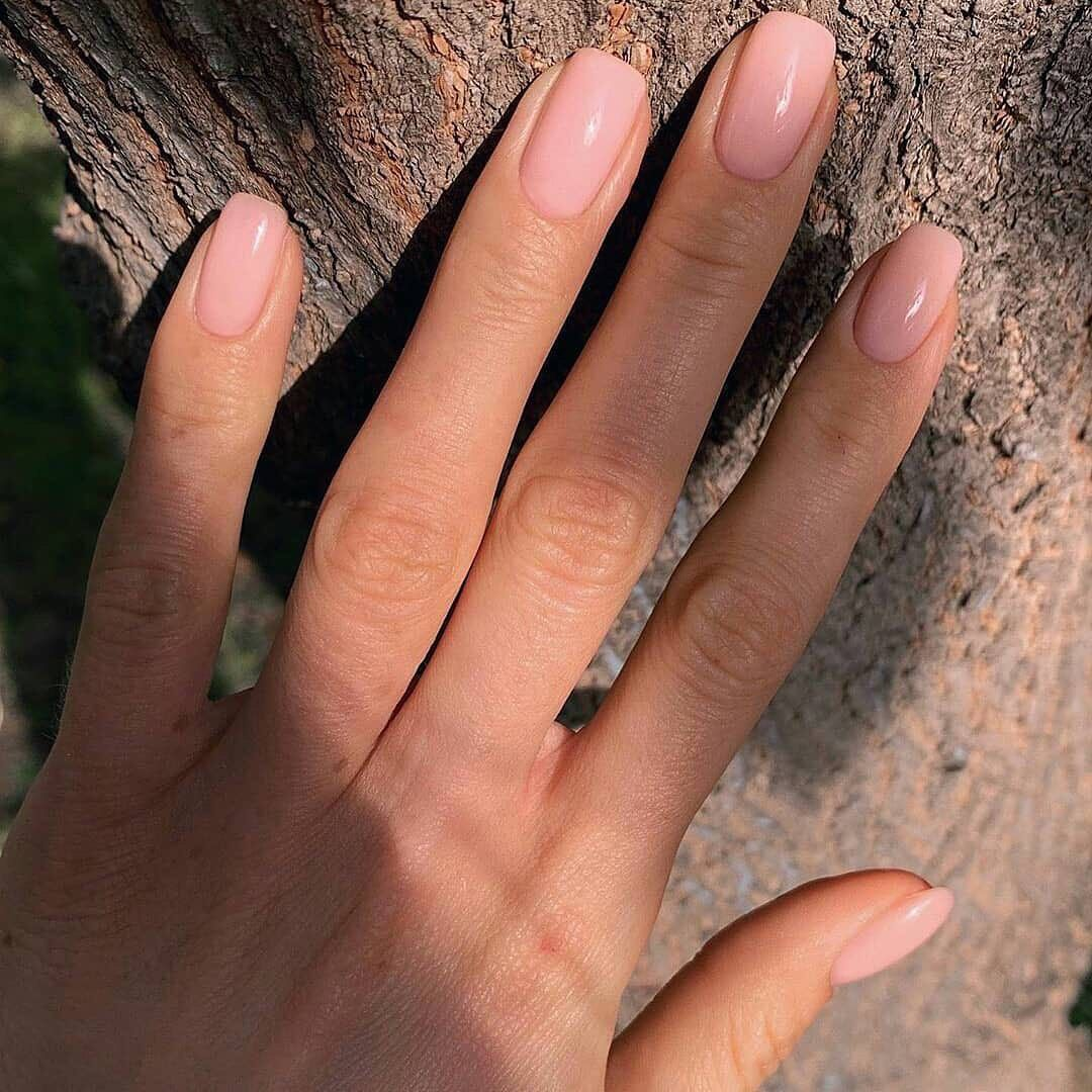 Suitable For Everyday Natural Nails Ideas - Page 9 of 9 - Vida Joven