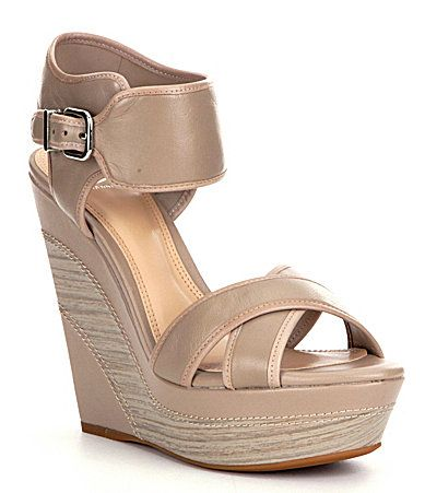 GB SunnySide Wedges #Dillards