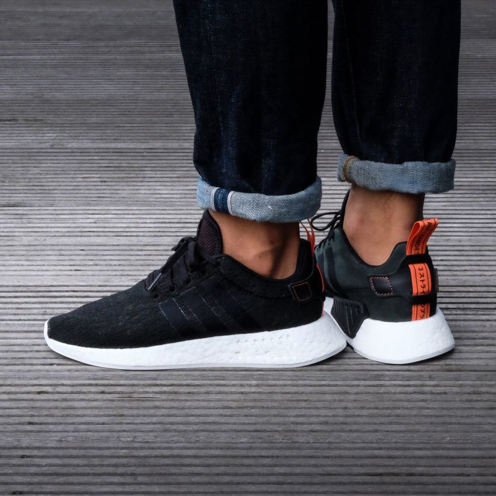 fecb6b59ef00 adidas NMD R2 (CG3384) Core Black Future Harvest USD 135 on Sale   solecollector  dailysole  kicksonfire  nicekicks  kicksoftoday   kicks4sales  niketalk ...