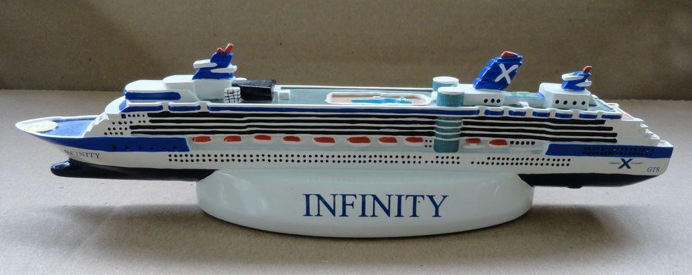 Celebrity Cruises Infinity Resin Cruise Ship Model Cruise Kids Theme Cruises Cruise Ship Models