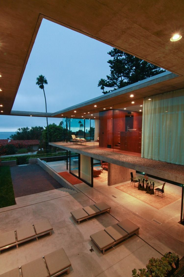 Luxurious #California Residence Blurs Boundaries Of Conventional #Design