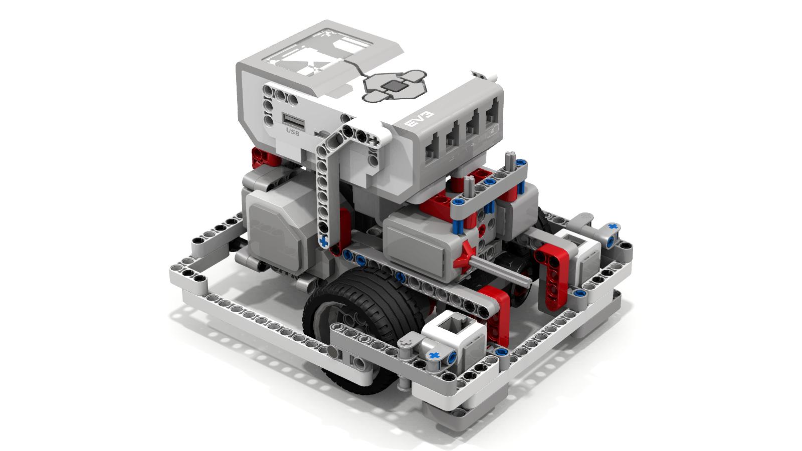Droid Bot Legolar