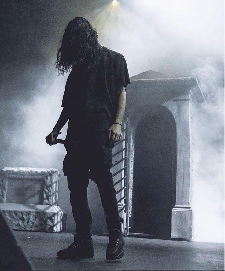 It's the Graveyard God