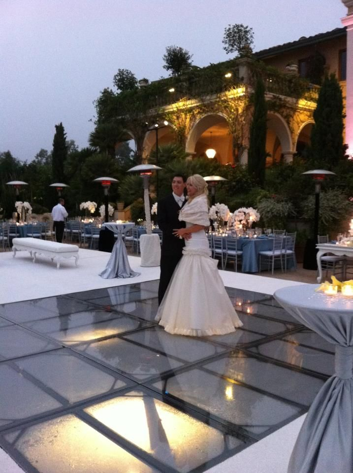 Top 5 Dance Floor Ideas And Inspiration Dance Floor Wedding Pool Wedding Backyard Wedding