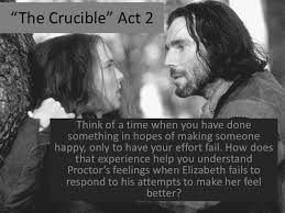 The Crucible Quotes New Another Quote From Abigail  The Crucible  Pinterest