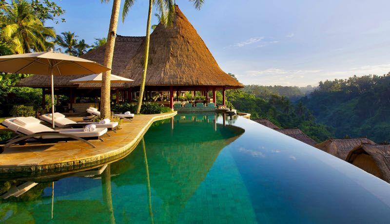 Best Hotel In Ubud Viceroy Resort