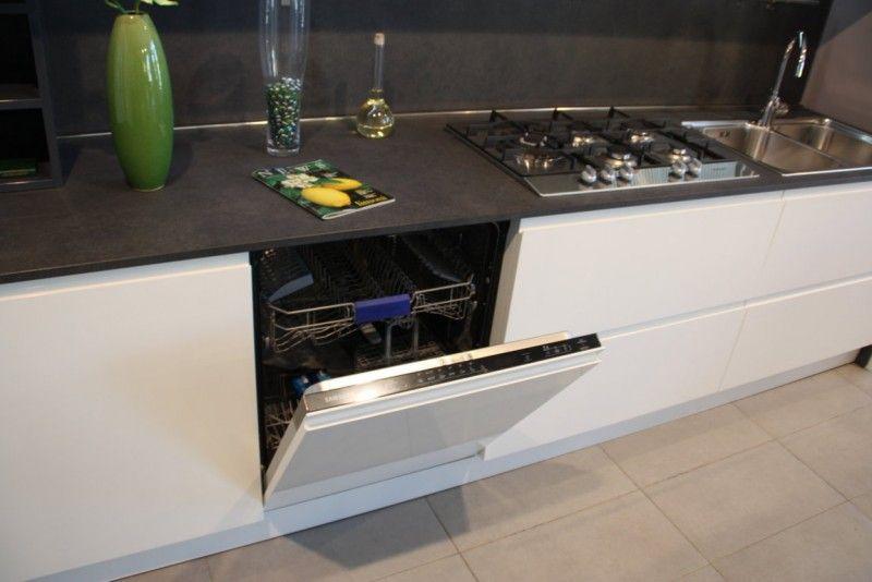 cucina laccata lucida bianca Cucine | idee CUCINA | Pinterest ...