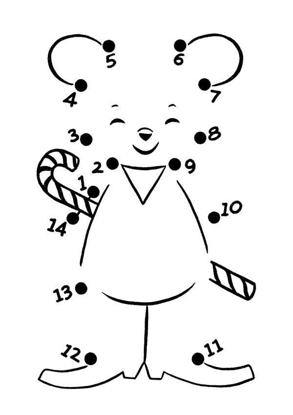 Disegni unisci i puntini facili pronti da stampare gratis, adatti per tutti i bambini con numeri da 1 a 10 e da 1 a 20 da scaricare in PDF o singolarmente