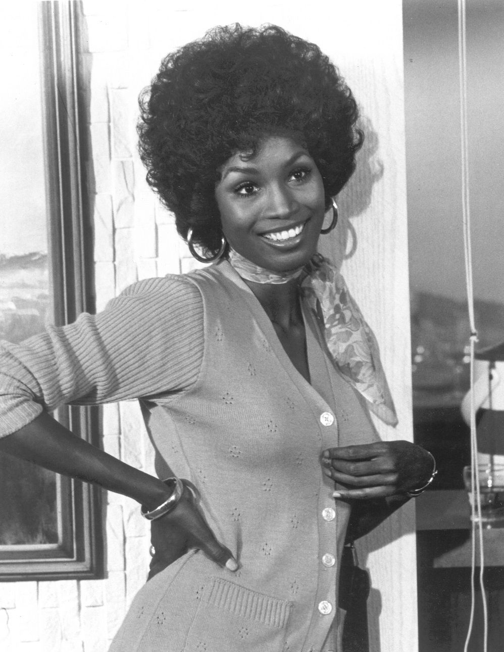 Teresa Graves January 10 1948 October 10 2002 American Singer And Actress Who Made History As Being Th Black Women Black Girl Aesthetic Black Actresses