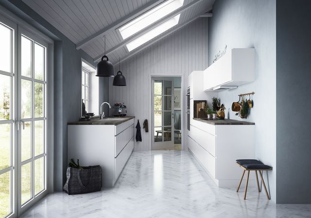 Cuisine équipée moderne  nos modèles préférés Deco cuisine