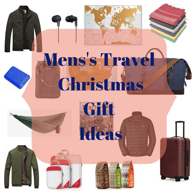 Men S Travel Gift Ideas For Christmas 2019 Aliciamarietravels Travel Gifts Mens Travel Travel Accessories Gift