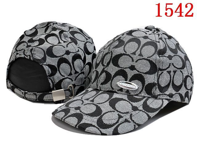 Coach Baseball Caps Fashion Spring Casquette For Men And