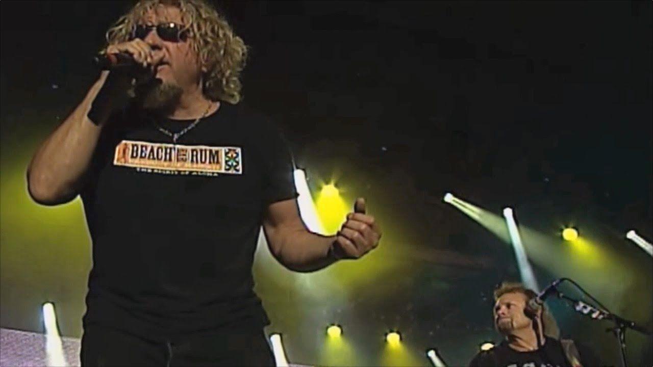 When It S Love Sammy Hagar The Circle When It S Love Van Halen Sammy Hagar The Circle