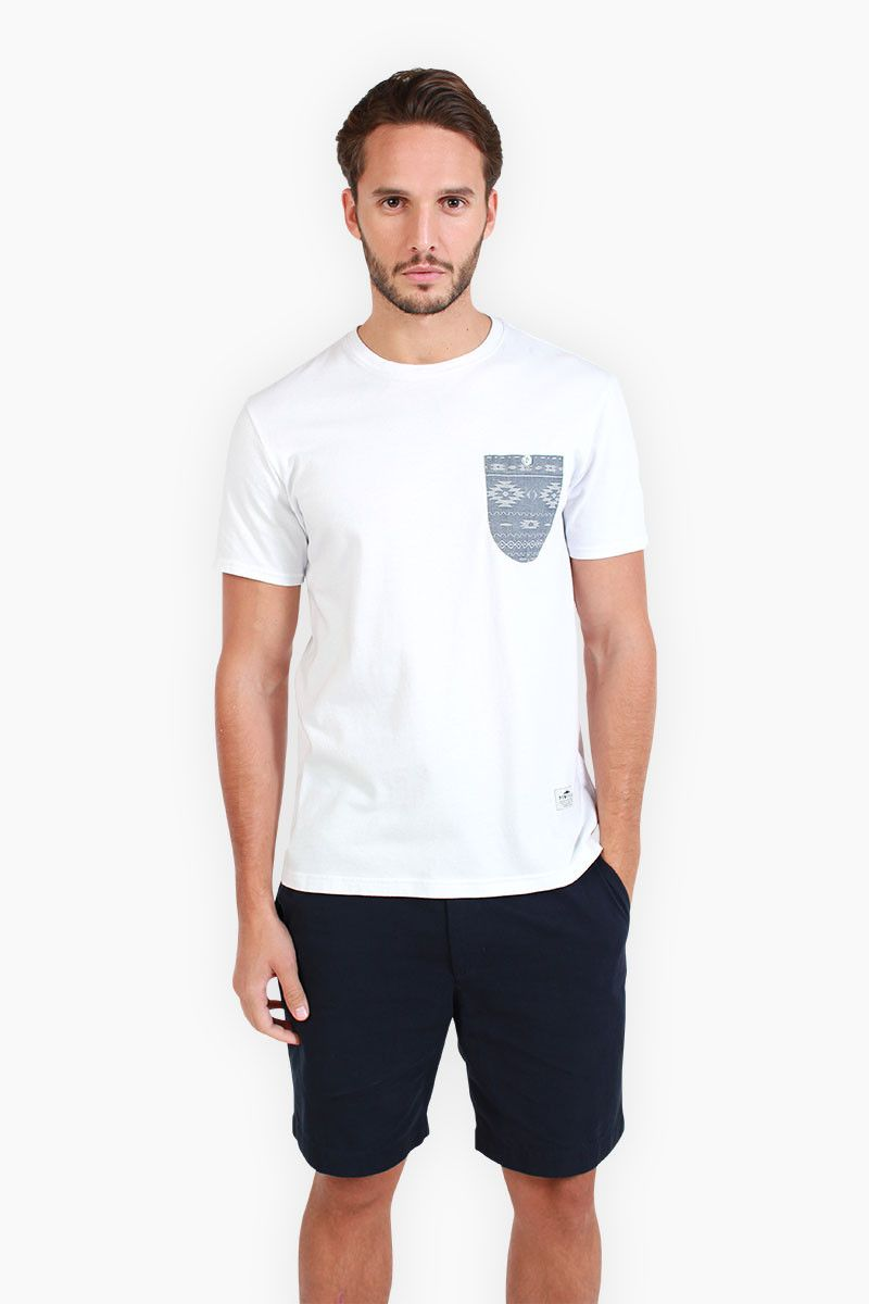 Penfield Roseland SS Tee - White – Red Ribbon