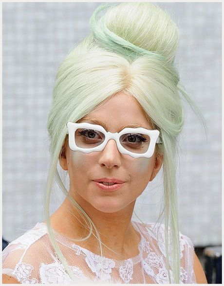Lady Gaga Frisuren Pinterest