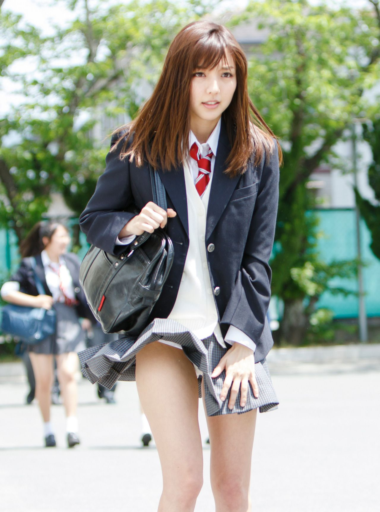 Japanese school girl vids-5483